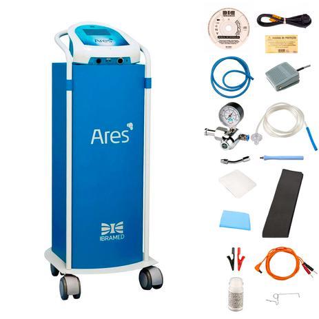 Imagem de Ares Ibramed Aparelho De Carboxiterapia Com Gás Aquecido