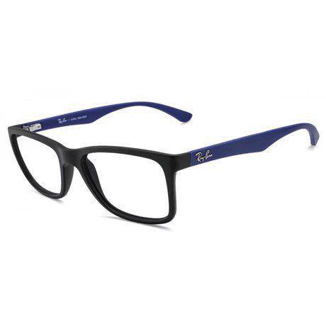 Armação De Óculos Infantil Ray-ban Rb1572l 3786 - Óptica - Magazine ... 41f2d22280