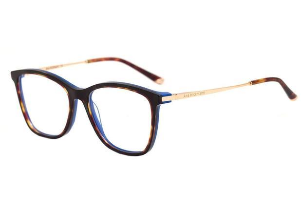 951399db1 Armação Óculos de Grau Ana Hickmann Feminino AH6269 G21 - Óptica ...