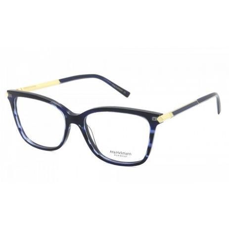 49d96279d Armação Óculos de Grau Ana Hickmann Feminino AH6292 E03 - Óptica ...