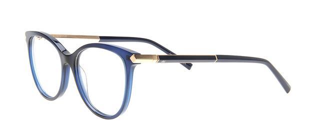 c6e6a9e079dff Armação Óculos de Grau Ana Hickmann Feminino AH6321 C02 - Óptica ...