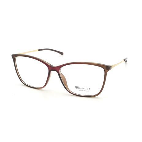 8ee940482 Armação Óculos de Grau Bulget Feminino BG4080 C05 - - - Magazine Luiza