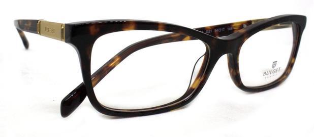 Armação Óculos de Grau Bulget Feminino BG6188 G21 - Óptica ... baf644c38b