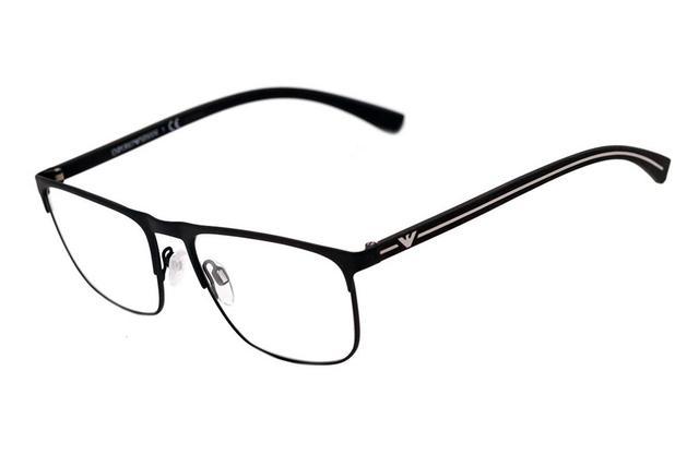 24a75bf76 Armação Óculos de Grau Emporio Armani EA 1079 3094 - Óptica ...