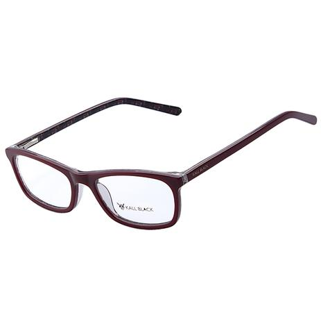 065414a16 Armação Óculos De Grau Feminino Kallblack AF930 - Óculos de Grau ...