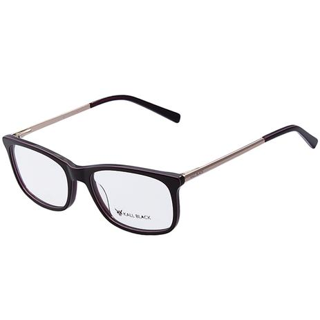 e3213e8bd Armação Óculos De Grau Feminino Kallblack AF943 - Óculos de Grau ...