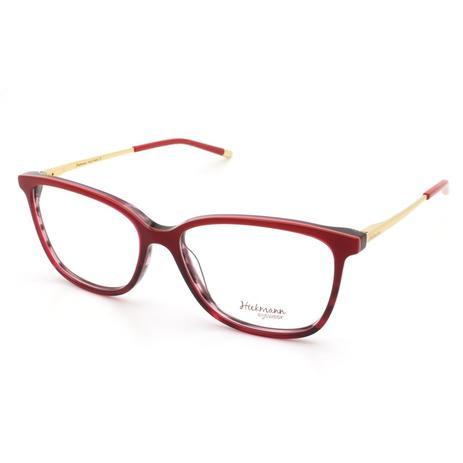 bcaadcefa Armação Óculos de Grau Hickmann Feminino HI6048S C06 - Óculos ...