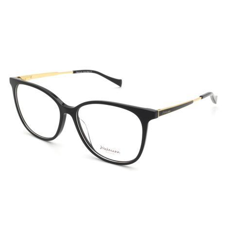 5fed5161d Armação Óculos de Grau Hickmann Feminino HI6114 A01 - Armação ...