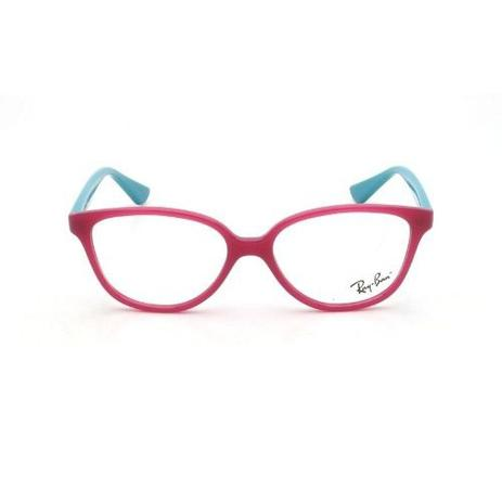 c1126028a Armação Óculos De Grau Infantil Ray-ban Rb 1582l 3737 | Menor preço ...