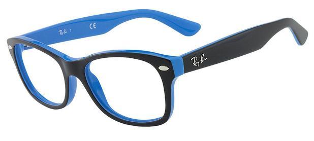 6eff305360671 Armação Óculos De Grau Infantil Ray-ban Rb1528 3659 - Óptica ...