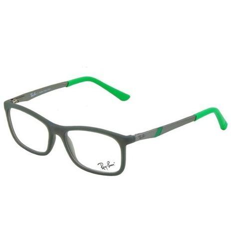 Armação Óculos De Grau Infantil Ray-ban Rb1538l 3683 - Óptica - Magazine  Luiza 458a291215