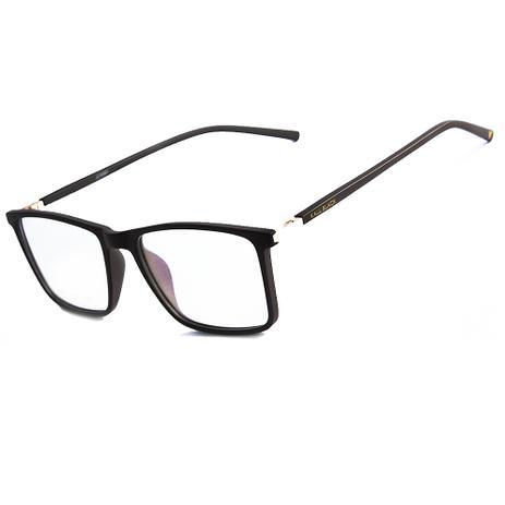 639496dc26ce0 Armação Óculos de Grau Masculino Kallblack AM9067