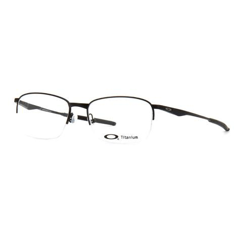 9c30623d4 Armação Óculos de Grau Oakley Masculino Wingfold 0.5 OX5101-01 ...