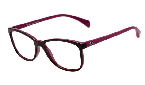 9d1c427fc Armação Óculos de Grau Ray-Ban RB7121L 5824 - Óptica - Magazine Luiza