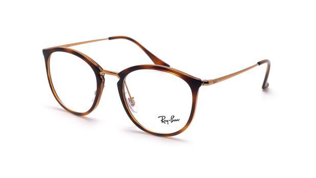 Armação óculos de grau Ray-Ban RB7140 5687 - Óculos de grau ... 0eb0aed456