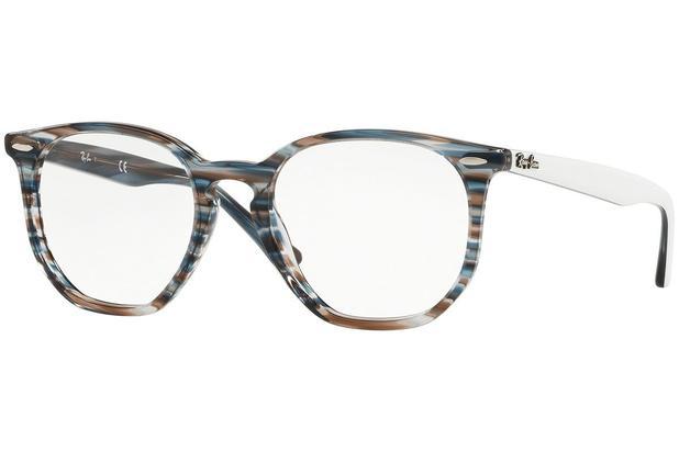 dc2065489 Armação Óculos de Grau Ray-Ban RB7151 5801 - Óptica - Magazine Luiza