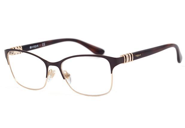 9d5ee1c6c Armação Óculos de Grau Vogue Feminino VO4050 997 - - - Magazine Luiza