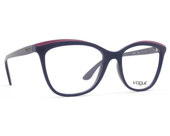 d89aa788d Armação Óculos de Grau Vogue Feminino VO5188L 2288 - Óculos de grau ...
