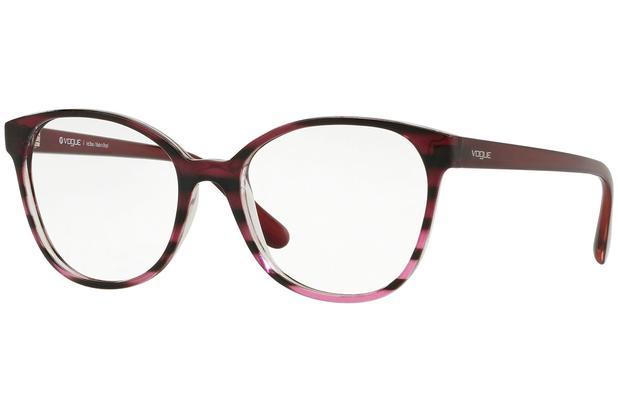 9eedb0ef6 Armação Óculos de Grau Vogue Feminino VO5234L 2653 - Óculos de grau ...