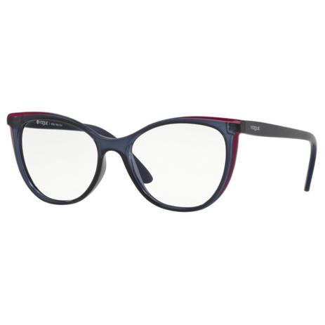 511e759b6 Armação Óculos de Grau Vogue Feminino VO5251L 2657 - Óculos de grau ...