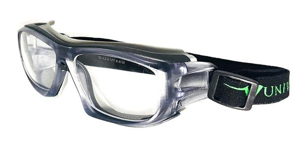 c3e987dd7 Armação Óculos PROTEÇÃO ESPORTIVO Para Lentes De Grau UNIVET 5X9E CICLISMO  CORRIDA FUTEBOL PARAQUEDISMO AVENTURAS