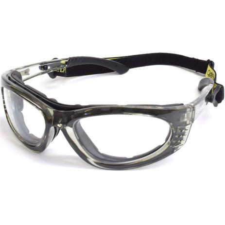 832ad809fbb38 Armação Óculos Proteção Para Lentes De Grau Vicsa Turbine - Armação ...