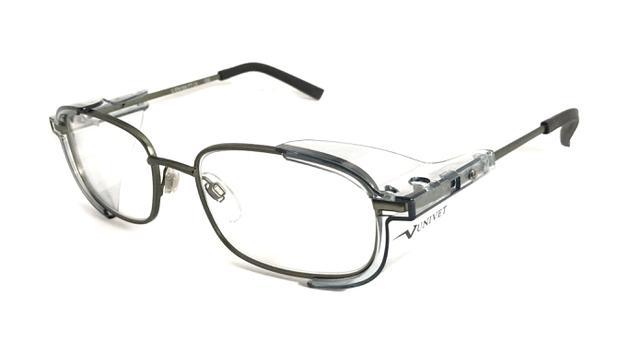 e97b3aafd3a9e Armação Óculos Segurança P  Lente De Grau Univet 536 Epi - Óculos de ...