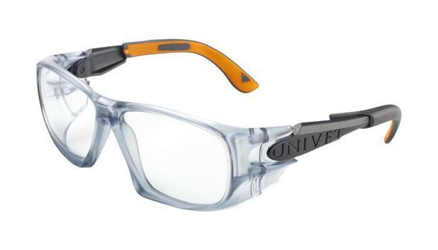 844e4763e Armação Óculos Segurança Para Lentes De Grau UNIVET 5X9L - Óculos de ...