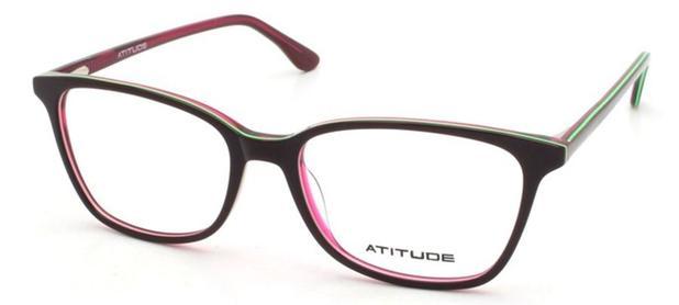 Armação para óculos de grau atitude at7060 - Óculos de grau ... bfb5898d64