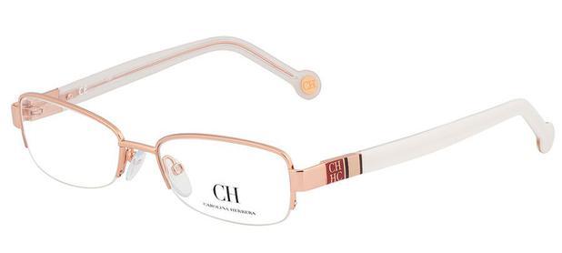 663498f4e Armação para óculos de grau carolina herrera vhe 029 - Melhores ofertas