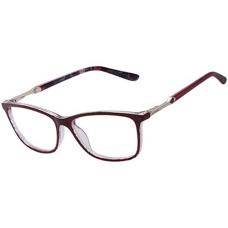 Imagem de Armação para Óculos de Grau Feminino KALLBLACK AF6296