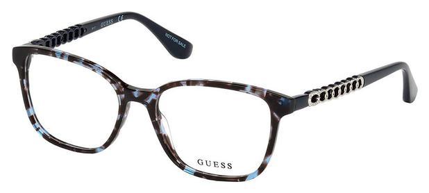 3c70819a3 Armação para óculos de grau guess gu2661-s - Óculos de grau ...