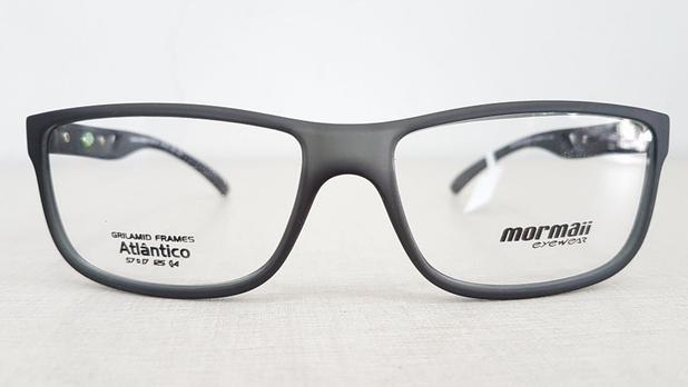 49515db24 Armação Para Oculos De Grau Mormaii Atlantico M6007 D22 57 - Armação ...