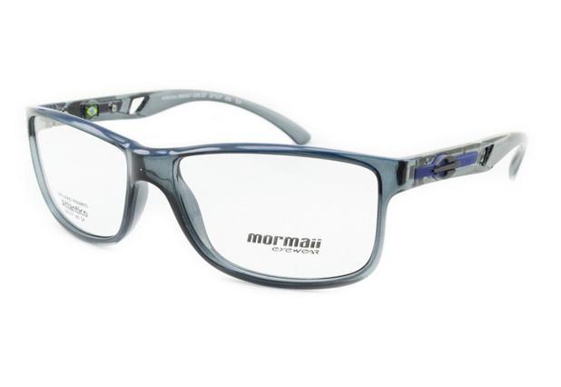 646421df3 Armação Para Óculos de Grau Mormaii Atlântico M6007D2657 - Óculos de ...
