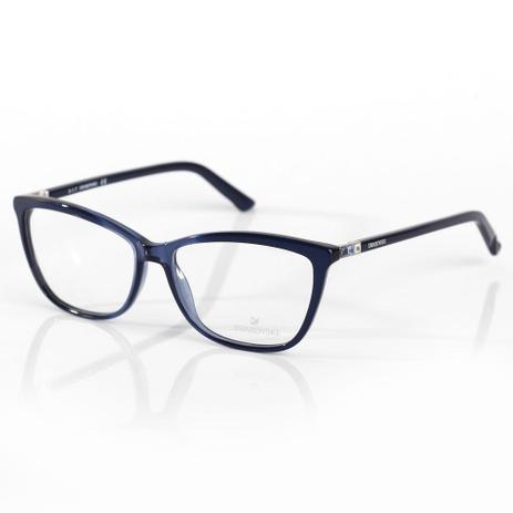 5e4f1506f Armação Swarovski Feminino - Famous Sw5137 092 - Óculos de grau ...
