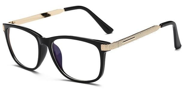 61358fe72 Armação Vintage Quadrada para Óculos de Grau - Várias Cores - Vinkin ...