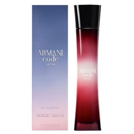 Armani Code Satin Giorgio Armani - Perfume Feminino - Eau de Parfum ... 6e54aadf7c