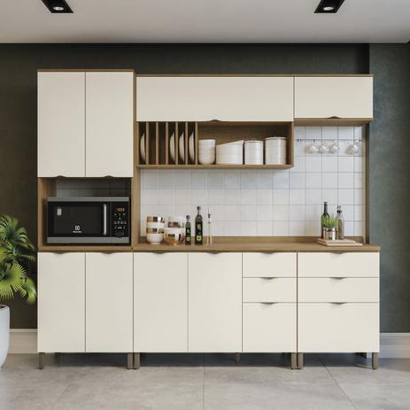 Imagem de Armário de Cozinha completo 7 peças CB598 Lótus Kappesberg