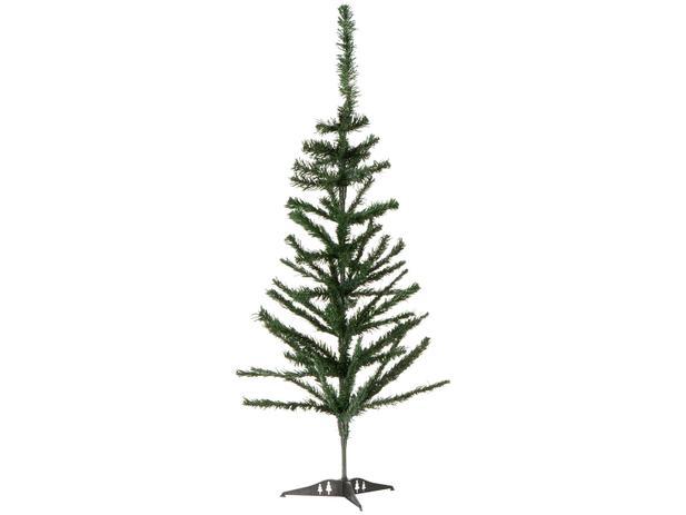 Imagem de Árvore de Natal 90cm Verde 70 Galhos Casambiente