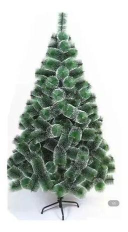 Imagem de Árvore De Natal Pinheiro Luxo Verde Nevado - Attic