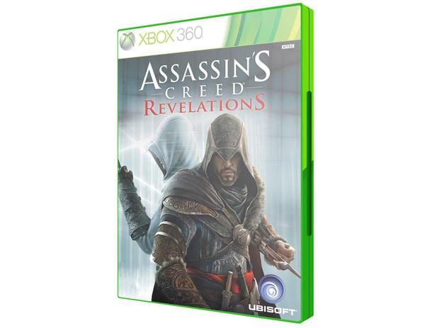 Assassins Creed - Revelations para Xbox 360 - Ubisoft