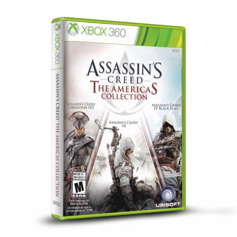 Imagem de Assassins Creed: The Americas Collection - Xbox 360