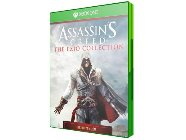 Imagem de Assassins Creed - The Ezio Collection