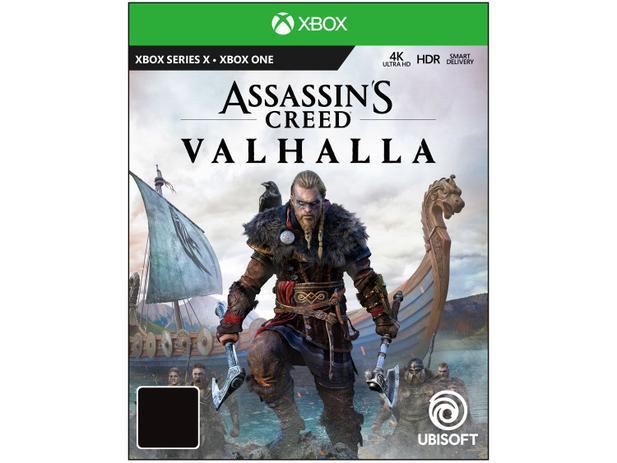 Imagem de Assassins Creed Valhalla para Xbox One Ubisoft
