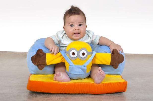Imagem de Assento De Bebê - Cadeirinha Sofázinho Multi Uso Estofada - LuckBaby