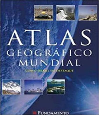 Imagem de Atlas Geografico Escolar