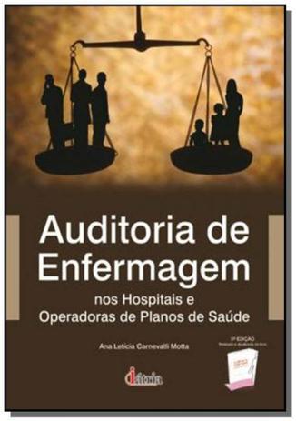 Imagem de Auditoria de enfermagem  nos hospitais e operadora