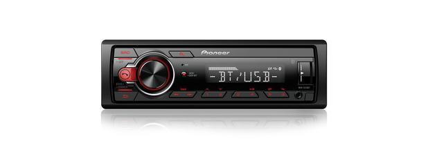 Imagem de Auto radio som multimídia automotivo  pionner mvh s218bt usb