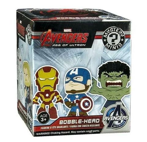 Imagem de Avengers Age of Ultron - Funko Mystery Minis