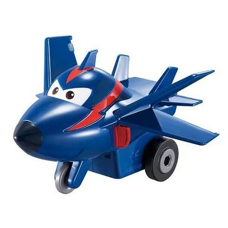 Imagem de Aviao Super WINGS Vroom N Zoom Jerome INTEK YW80140 8014-0